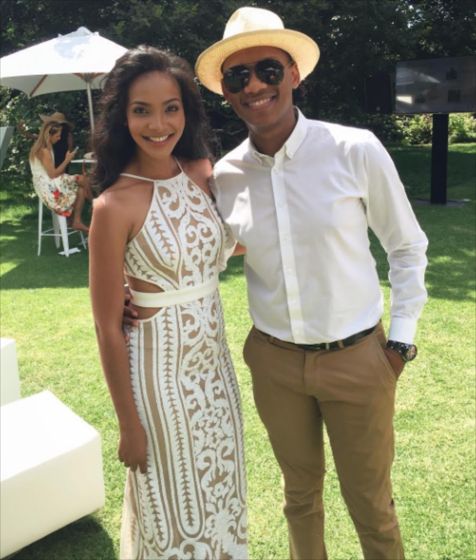 Proverb and Liesl Laurie are couple goals.