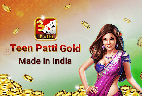 Teen Patti Gold - 3 Patti, Rummy, Poker & Cricket Screenshot