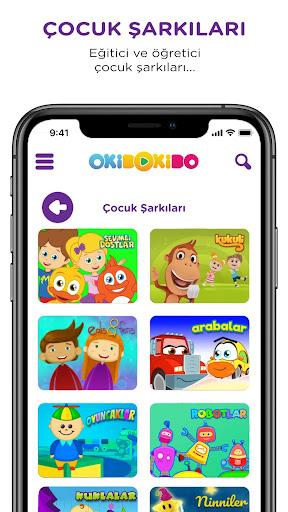 OkiDoKido: Çocuk Çizgi Film TV screenshot