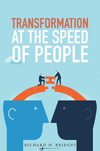 Transformation at the Speed of People cover
