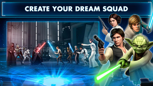 Star Wars™: Galaxy of Heroes - screenshot
