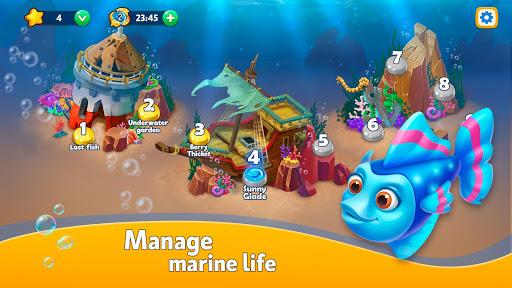 Sea Merge! 1.6.1 screenshots 4