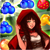 Red Riding Hood - Match & Connect Puzzle Game