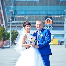 Wedding photographer Natalya Kuzmina (inpoint). Photo of 26.08.2016