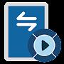 Smart TV Remote Mediaplayer