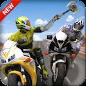Bike Attack Race : Stunt Fight icon