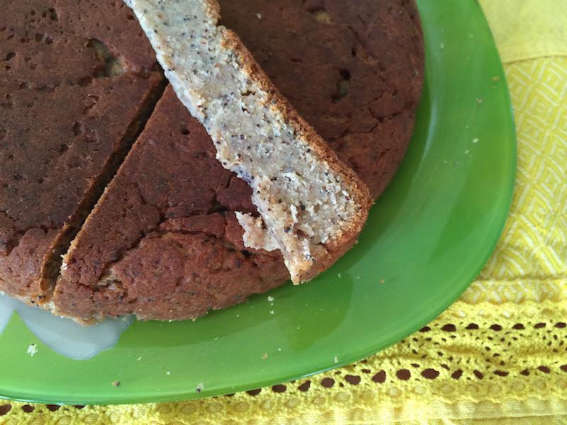 Миндально-рисовый хлеб