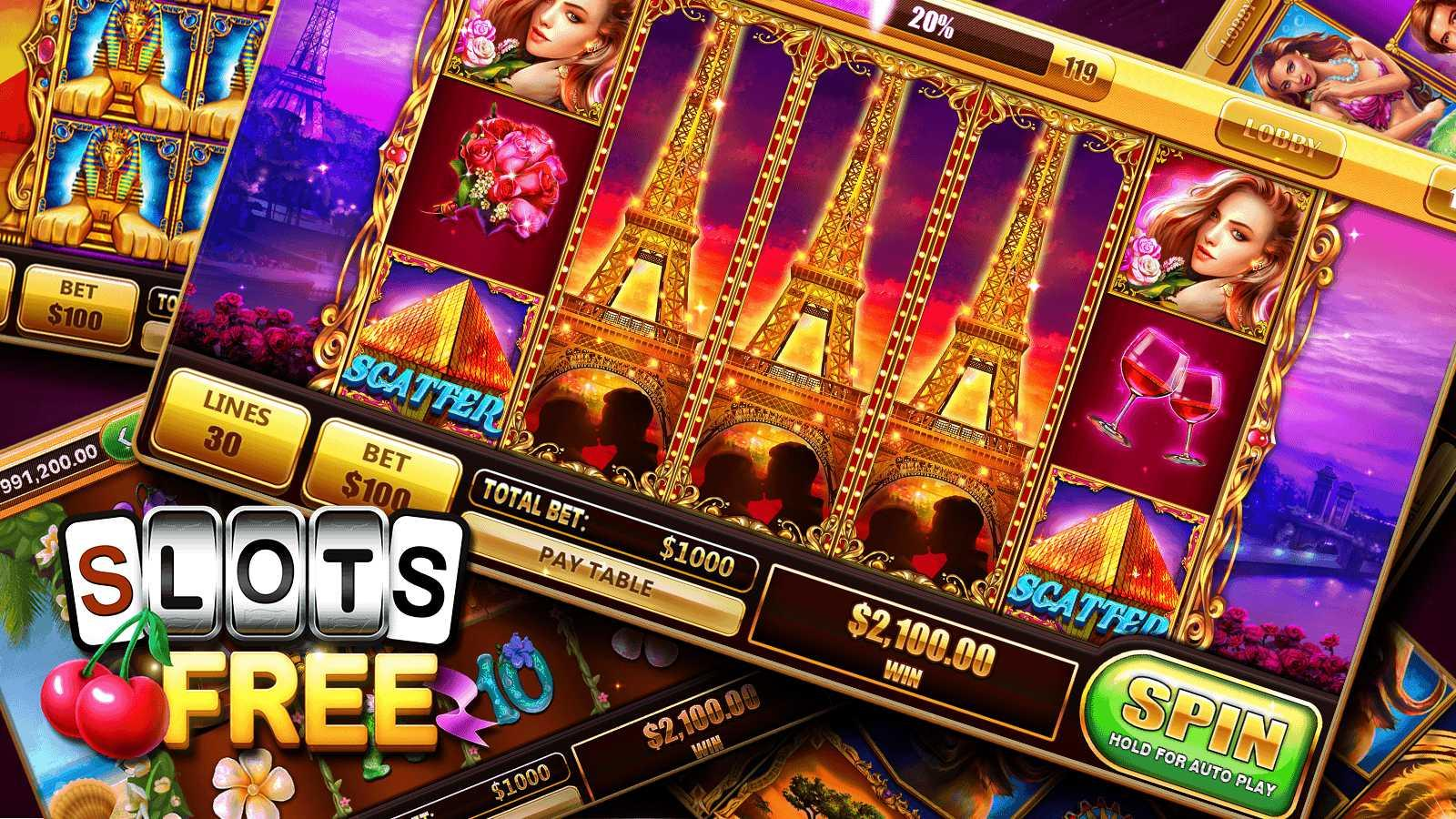 Vegas slot machines free online