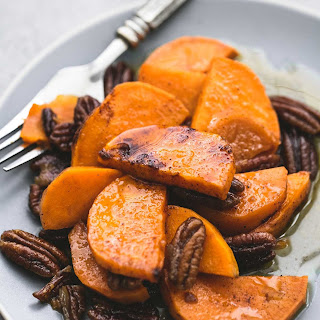 Baked Southern Candied Sweet Potatoes