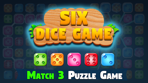 Six Dice Game - Pair Matching Onnect Dice Games 0.4.5 screenshots 1