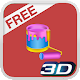 Kid Games AA 3D Paint Object