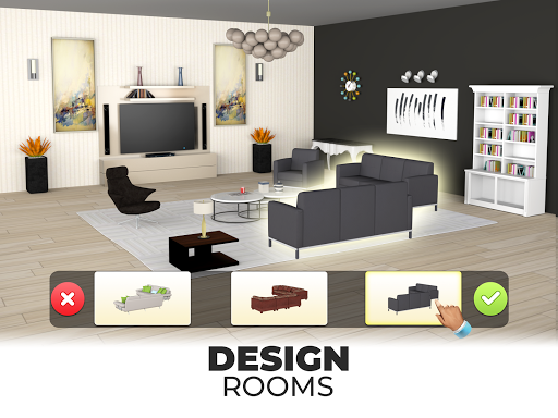 My Home Makeover - Design Your Dream House Games 2.3 screenshots 3