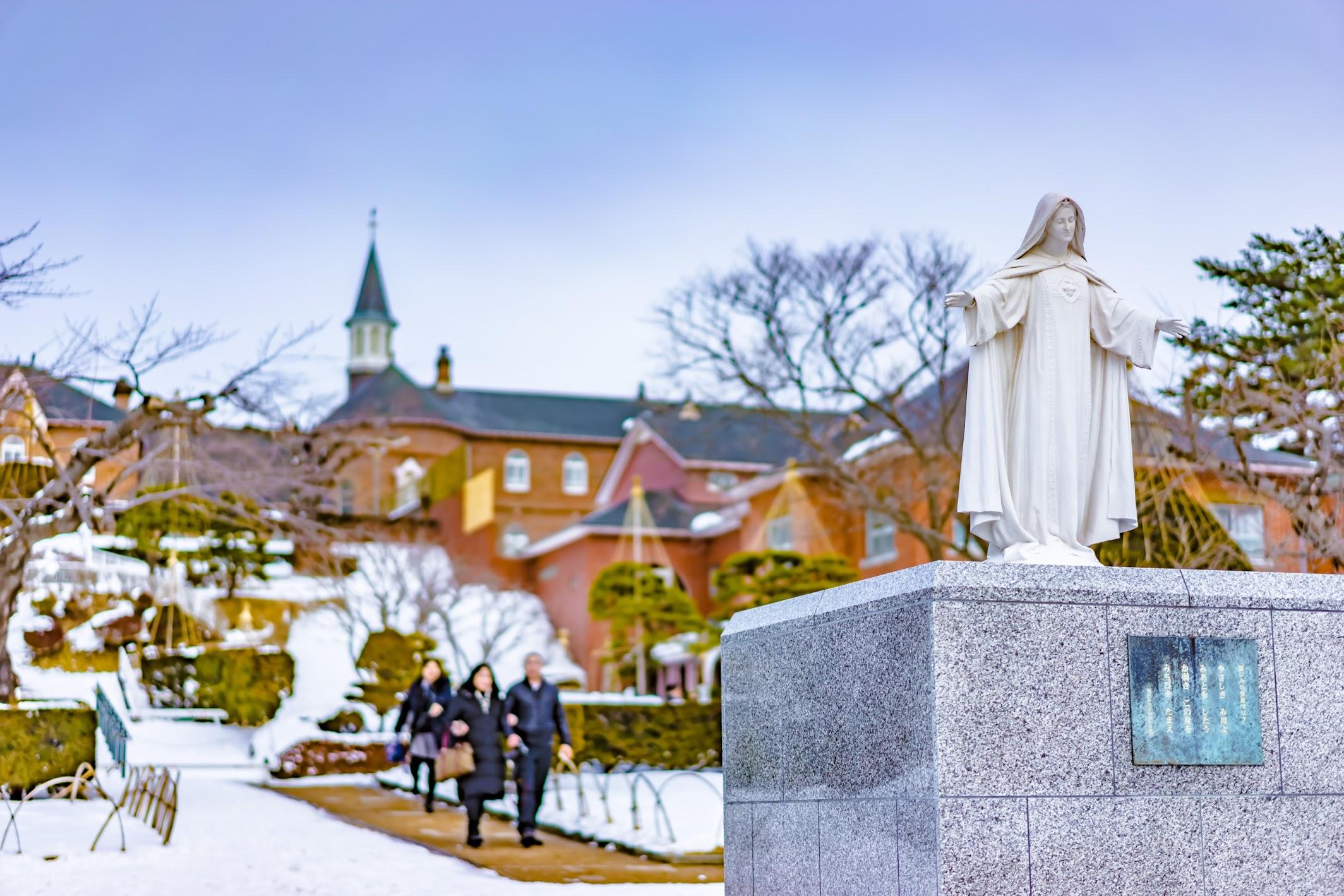 Hakodate Trappistine Convent4