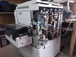 Kiểm tra bảo trì máy photocopy