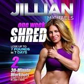 Jillian Michaels One Week Shred