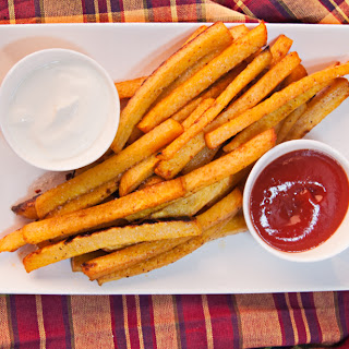 Crispy Rutabaga Fries Recipe