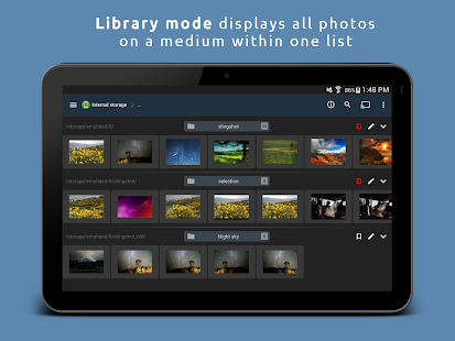 Portfolio RAW Photo Manager- screenshot thumbnail