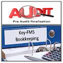 Keyfms Bookkeeping & Biometric icon