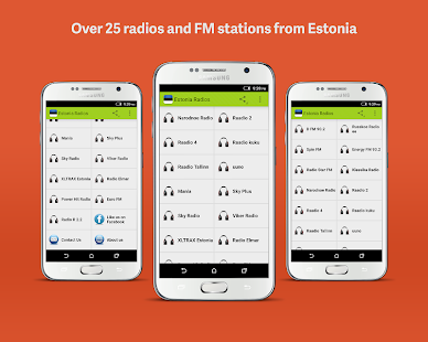 Estonia Radio - náhled