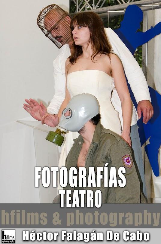 Fotografías de Teatro