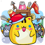 Cat'n'Robot: Idle Defense - Cute Castle TD Game 1.2.1 (Unlocked)