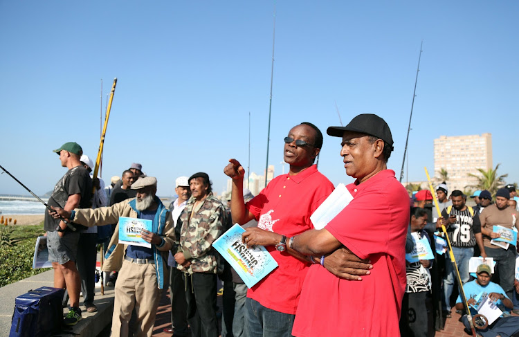 South Durban Community Environmental Alliance (SDCEA) head Desmond D'Sa say subsistence fishermen will be adversely affected by seismic drilling in the sea.