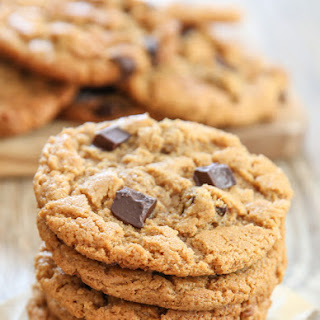 Flourless Almond Butter Cookies.