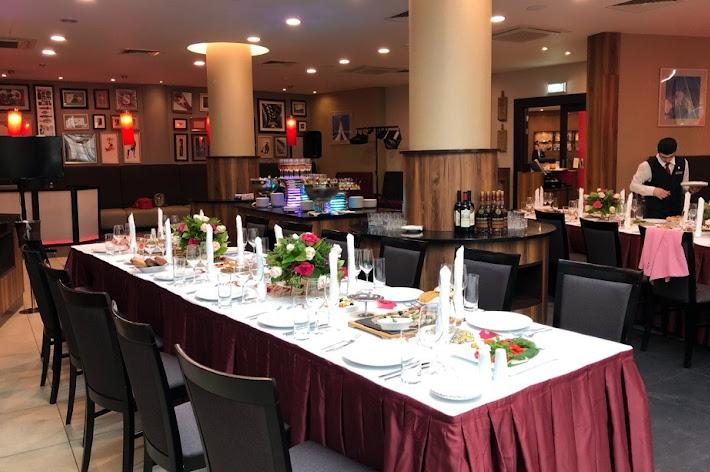 Фото №2 зала Ресторан La Grillade