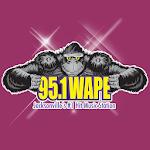 95.1 WAPE Jacksonville Icon