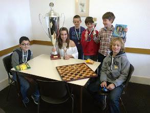 Photo: Aveum Kozijnen / van der Wiele toernooi. Zondag 15 januari 2012