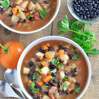 Fat Free Vegetable Soup Recipes