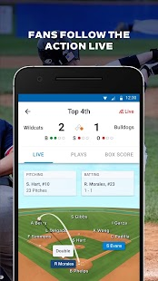 GameChanger Baseball & Softball Scorekeeper- screenshot thumbnail