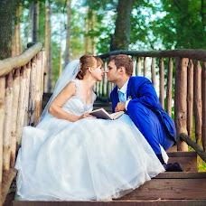 Wedding photographer Yana Lutchik (fotyinka). Photo of 09.06.2016