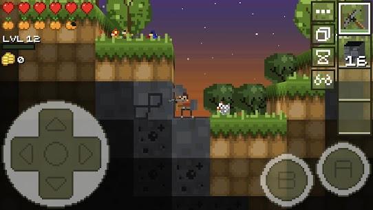 LostMiner: Block Building & Craft Game 1