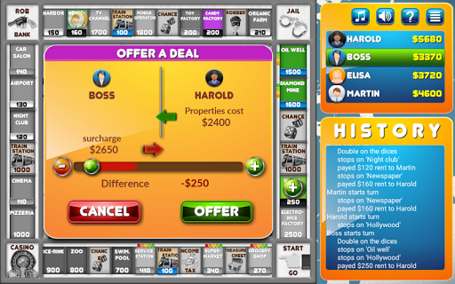 CrazyPoly - Business Dice Game  screenshots 4