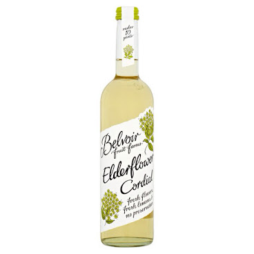 Belvoir : Elderflower Cordial (500ml) 英國濃縮接骨木花汁