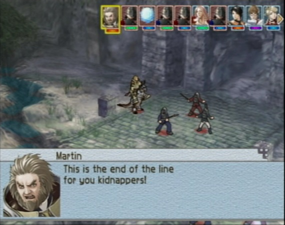 Review – Suikoden Tactics