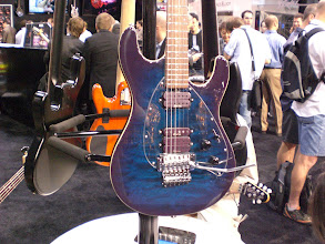 Photo: Ernie Ball Steve Morse model
