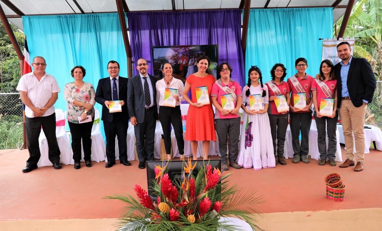 Imagen CENTROS EDUCATIVOS CUENTAN CON GUÍA PARA LA PREVENCIÓN DEL BULLYING
