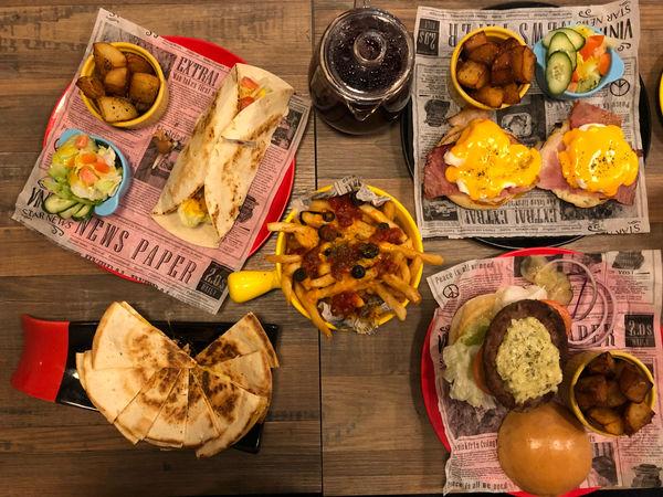 桃園八德 有溫度的美式漢堡店THE BurgeRHousE