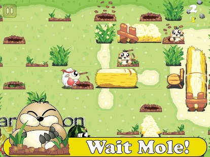 Sheepo Punch-KungFu Mole Whack screenshot