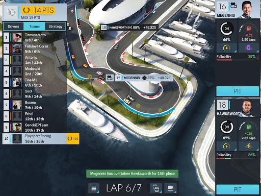 Motorsport Manager Online 2020.3.0 screenshots 12