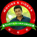 SURIYA Movies -Videos Songs icon