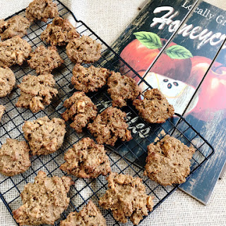 Vegan and Gluten-Free Chewy Apple Cookies