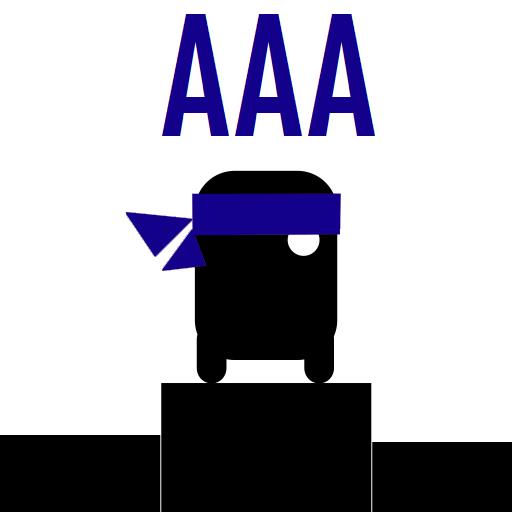 冒險App|Hero Ninja AAA LOGO-3C達人阿輝的APP
