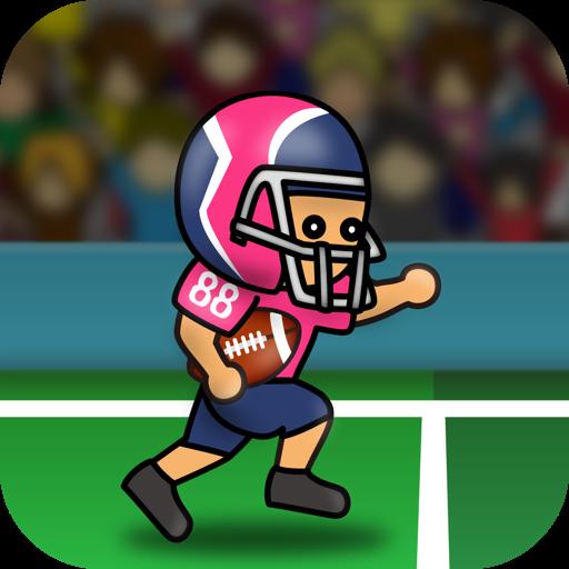 トニーくんのアメフトはじめました 體育競技 App LOGO-硬是要APP