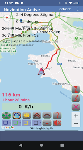 Free Gps For Boat fishing ss2