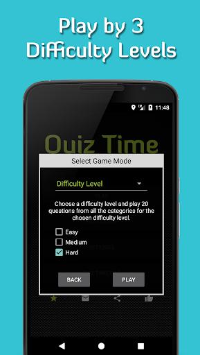 Quiz Time 2020: Ultimate Trivia [Free & Offline] 3.7.1 screenshots 6