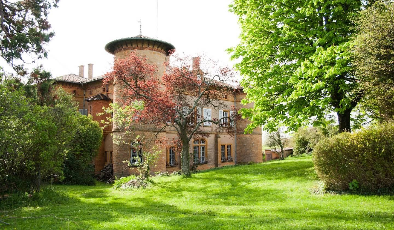 Château Villefranche-sur-saone
