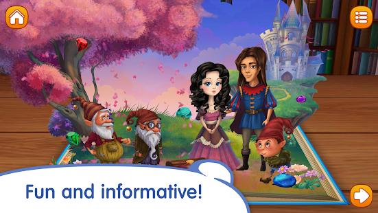 Snow White and Seven Dwarfs - náhled